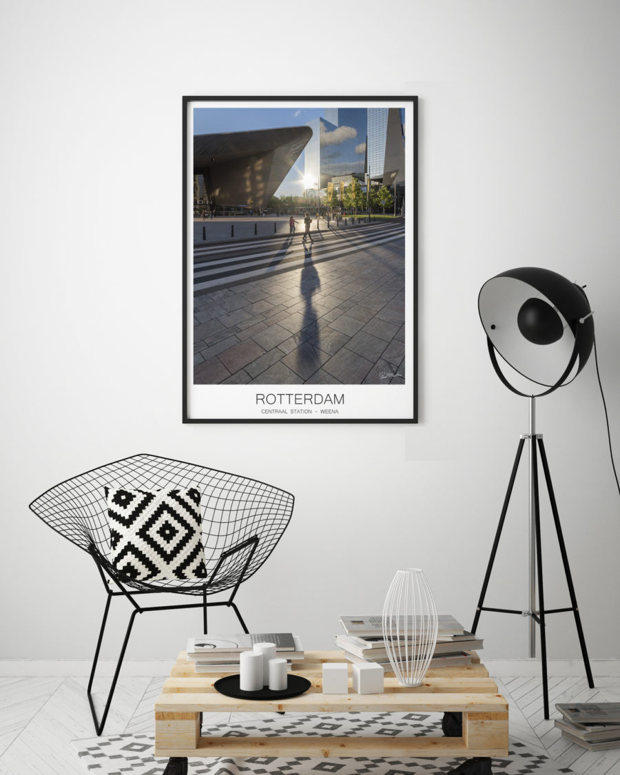 Poster Rotterdam
