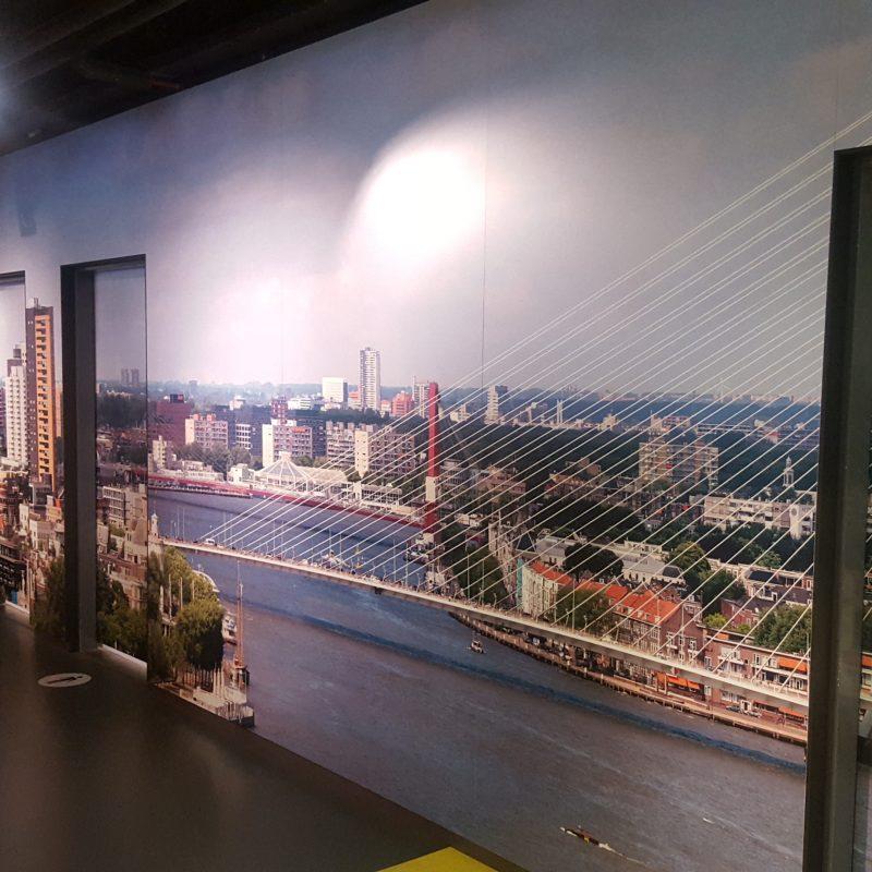 Rotterdam Fotowand